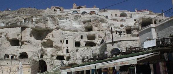 Cappadocia Red Tour cavusin