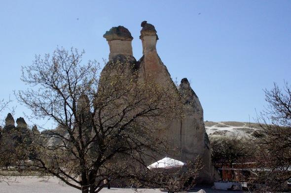 Cappadocia Red Tour pasabag