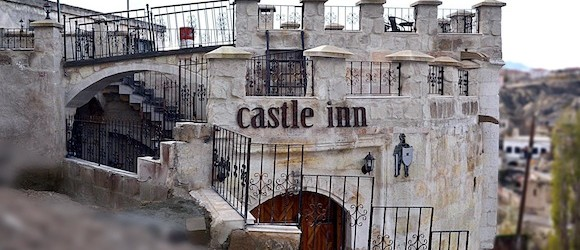 Win a FREE Night at the Castle Inn in Ortahisar Cappadocia