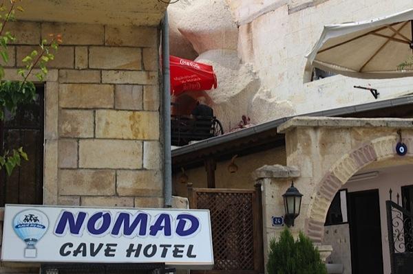 Nomad Cave Hotel and Hostel: A Göreme, Cappadocia Fixture