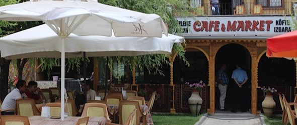 Bey Konağı Cafe: Food, Family, Beauty- Derinkuyu, Cappadocia