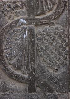 Bey Konagi Cafe Derinkuyu Cappadocia historical grapes
