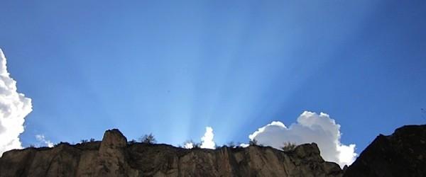 Cappadocia Photo of the Week October 16: Cliffs of Ihlara
