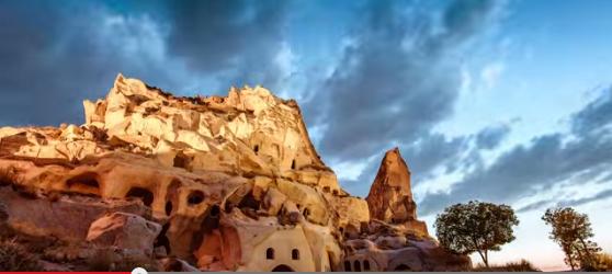 Cappadocia Intro Video: Captivating