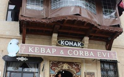 Konak Kebap and Çorba Evi: Historic Landmark in Avanos, Cappadocia