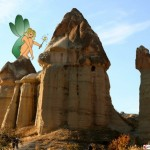 We Do Believe in Fairies! Please Save the Fairy Chimneys!