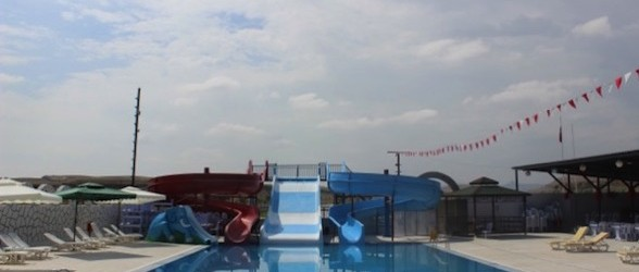 Konak Event Center: Aqua Park in Avanos, Cappadocia