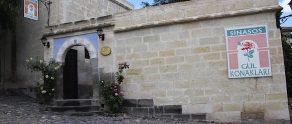 Sinasos Gul Konaklari in Mustafapasa: A Nice Getaway in Cappadocia