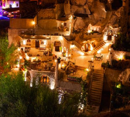 Cappadocia travel Oyku Evi Ayvali front