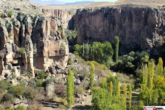 Cappadocia travel ihlara valley