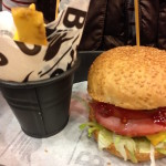 Burger House – Kayseri, Cappadocia