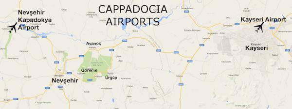 Cappadocia airport