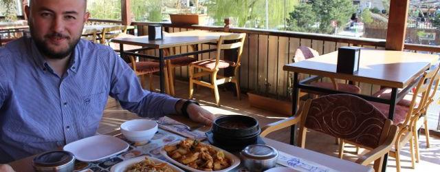 Urizip Kore Restaurantı – Göreme, Kapadokya