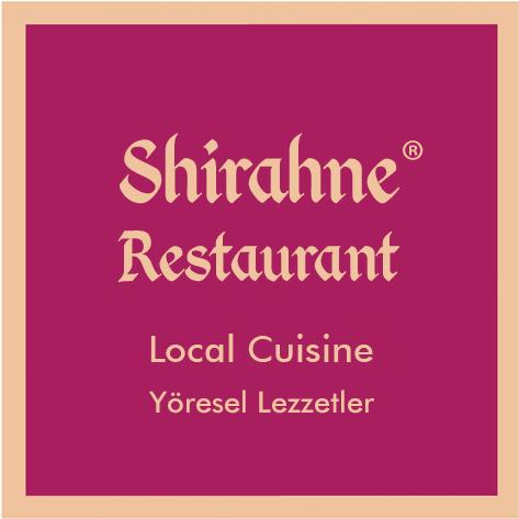 Shirahne restaurant Goreme Cappadocia