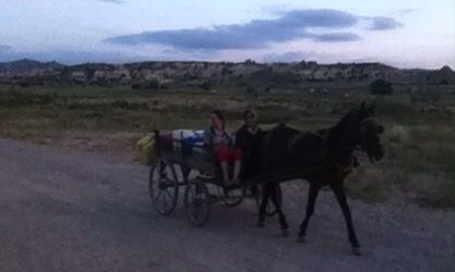 How to Get Around in Cappadocia: Transportation Options