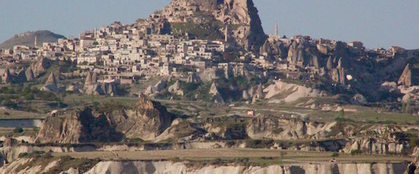 Cappadocia Metaphor: Beauty From Suffering