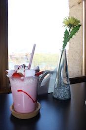 Lemon cafe avanos cappadocia drink