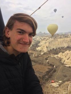Universal balloons cappadocia  boy