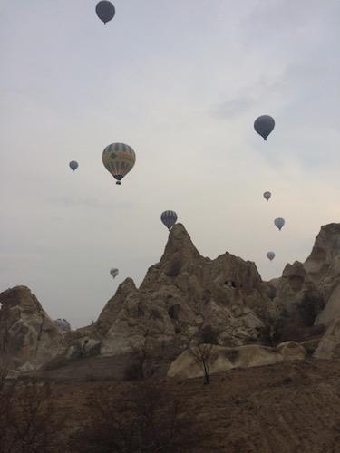 Universal balloons cappadocia  other balloons