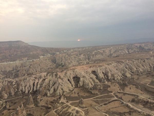 Universal balloons cappadocia  view