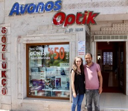 Avanos Optik –  Sunglasses in Avanos Cappadocia