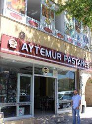 Aytemur Pastanesi – Turkish Bakery in Avanos, Cappadocia