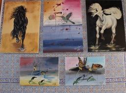 Bayankus sanat evi ceramics avanos art