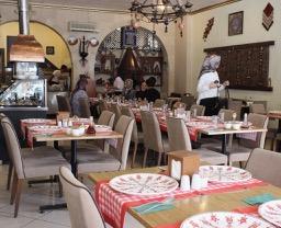 Tafana avanos cappadocia dining room