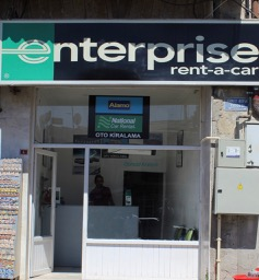 Enterprise Rent-a-Car in Ürgüp, Cappadocia