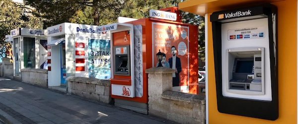 The ATM in Cappadocia Didn't Work But Charged My Bank!