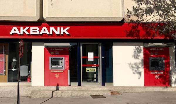 Atm in cappaodocia bank