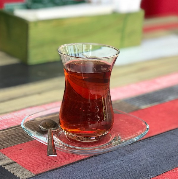 Best cup of tea in Cappadocia challenge