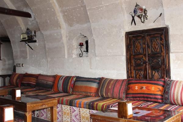 The Boza Maker of Ortahisar inside